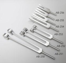 Stimmgabeln aus Aluminium-Legierung für medizinische Zwecke